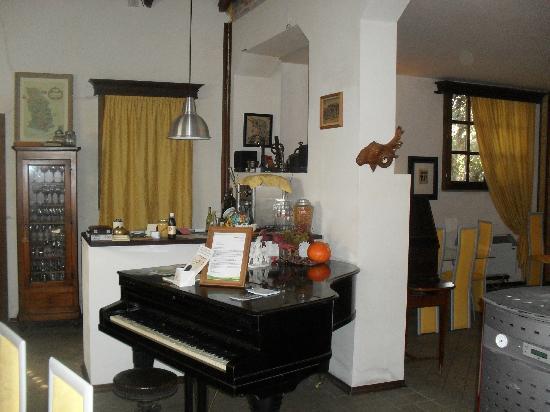 Cervignano del Friuli, Italia: veduta stanza triangolare