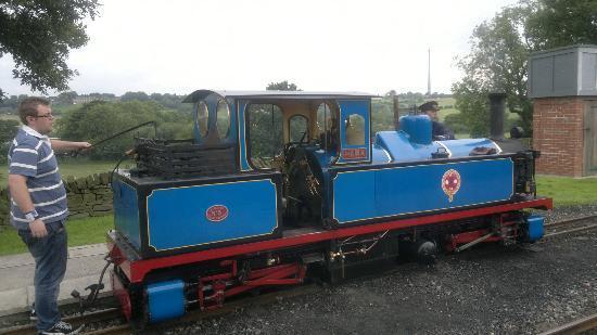 Kirklees Light Railway: Engine