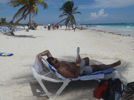 Playa Paraiso: Playa Paraíso Tulum