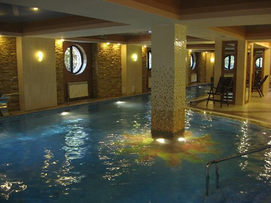 Kazzhol : Indoor Pool