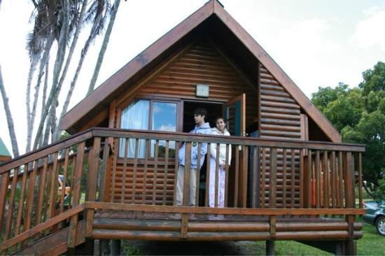 SANParks - Wilderness National Park - Forest Cabins: 4 sleeper chalets