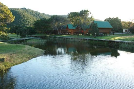 SANParks - Wilderness National Park - Forest Cabins: Chalets