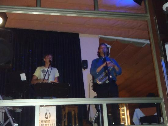 los Tarajales: Max and Gaspare - THE GOODFELLAS--