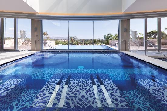 Conrad Algarve: Spa Indoor Pool