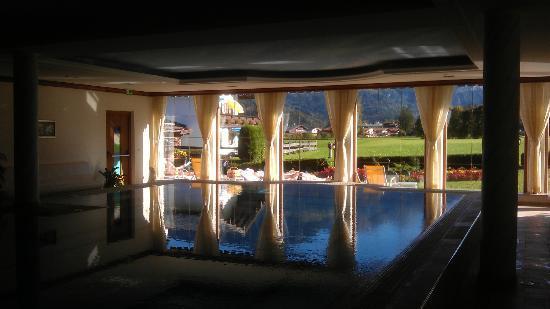 Alpenhotel Zechmeisterlehen: Innenpool