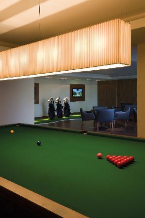 Conrad Algarve : TEMPO Sports Lounge