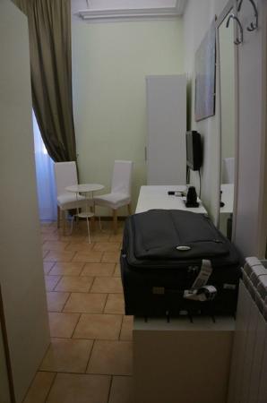 Locanda al Viminale : Room entrance