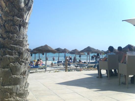 SENTIDO Djerba Beach: beach area
