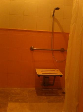 SENTIDO Djerba Beach: wet room