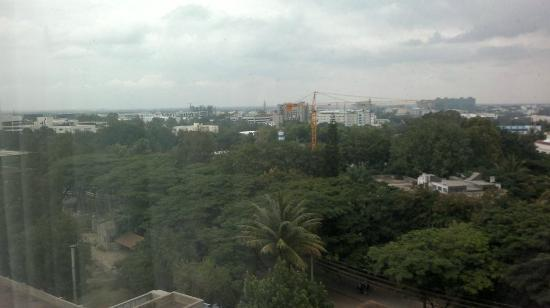 Lemon Tree Hotel, Electronics City, Bengaluru: View From Room