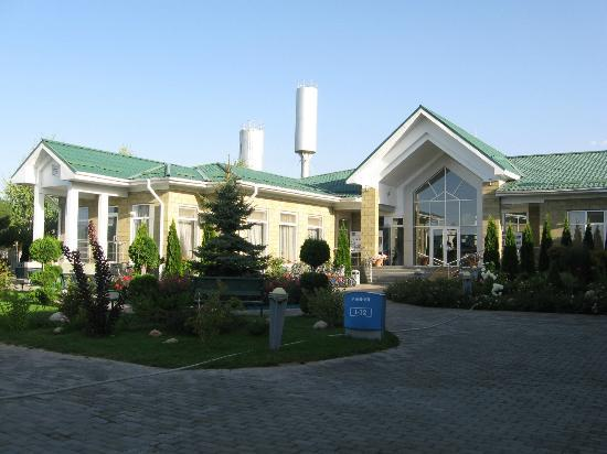 Balykchy, Quirguistão: Exterior View