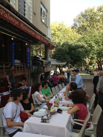 Palmiye Restaurant Istanbul : palmiye