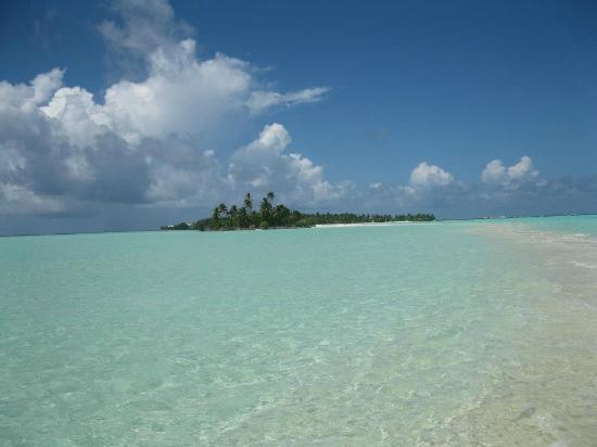 Rihiveli by Castaway Hotels & Escapes : Mare mare e mare..