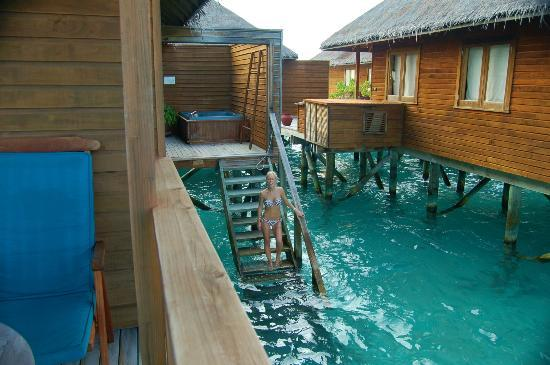 Meeru Island Resort & Spa : It doesnt get better than this!