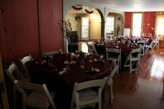 The Woodbine Inn: The Ballroom