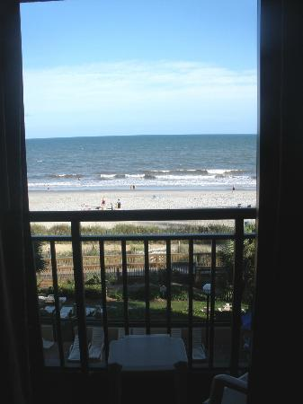Holiday Inn at the Pavilion: Ocean View From Room