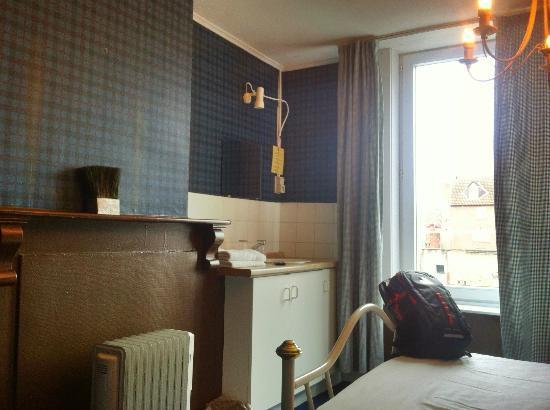 Hotel Passage: Kamer