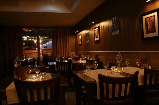 Evolution : The restaurant