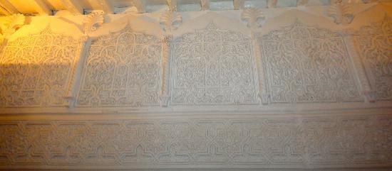 Riad Orange Cannelle: Plafond