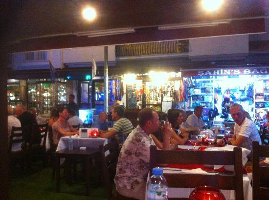 Four Seasons Dalyan : Another busy evening