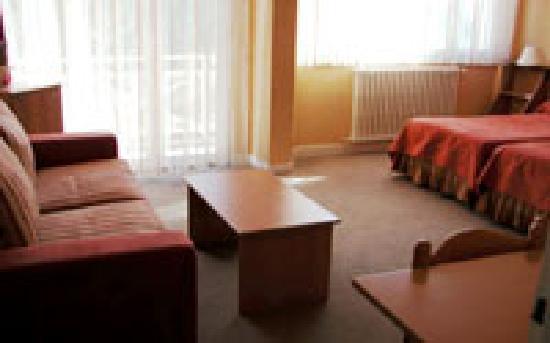 Hotel Le Jura: Suite Junior