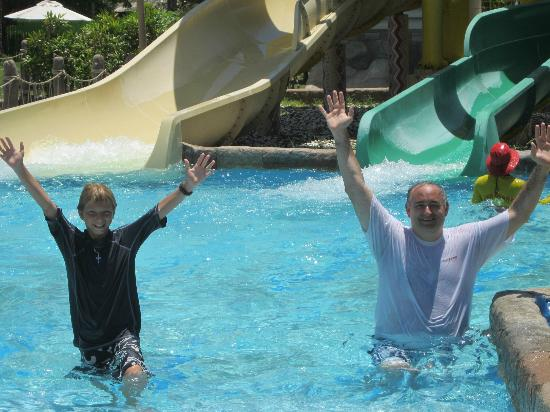 Grand West Sands Resort & Villas Phuket: This is how much fun you can have at the waterpark!