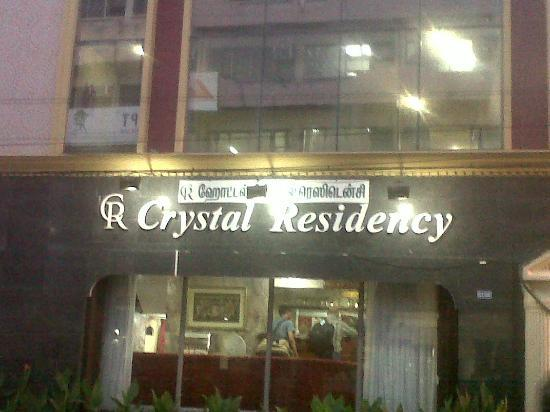 Crystal Residency: appearence