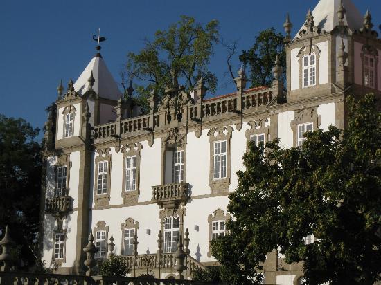 Pestana Palacio do Freixo: Original palace on the river