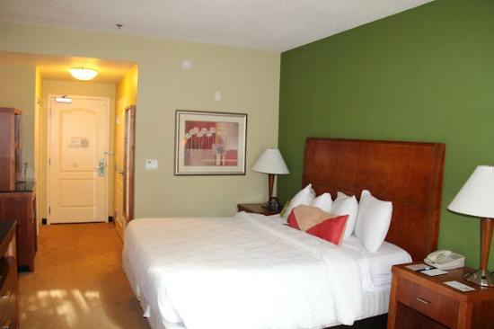 Hilton Garden Inn Atlanta NW / Kennesaw Town Center: Bedroom