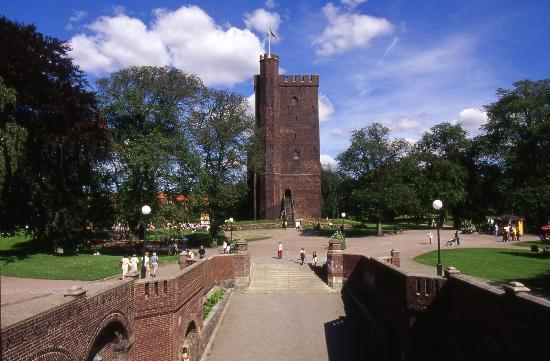 Karnan – the keep of Helsingborg