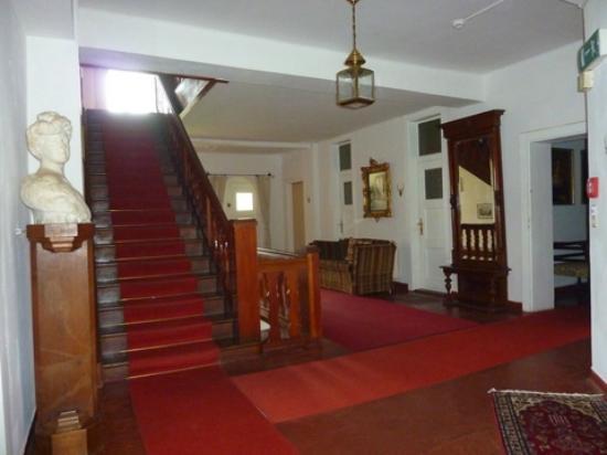Hotel Grünwalderhof: Entry