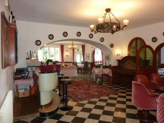 Hotel Grünwalderhof: Dining Room/Restaurant