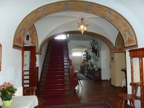 Hotel Grunwalderhof : Entry