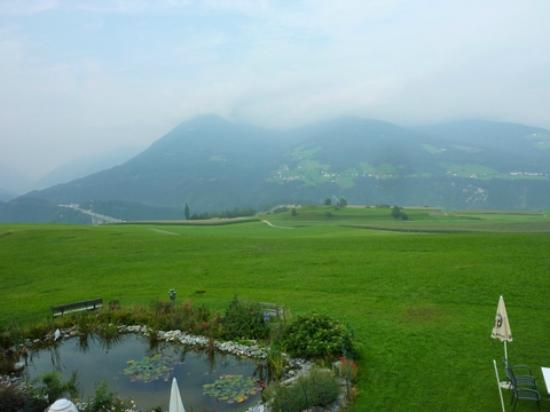 Hotel Grunwalderhof : Mountain view