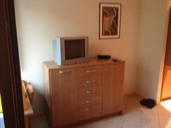 Hotel Leon d'Oro: tv