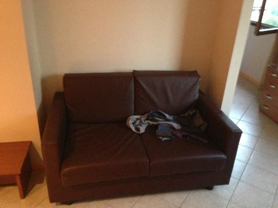 Hotel Leon d'Oro: sitting area