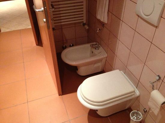 Hotel Leon d'Oro : toilette