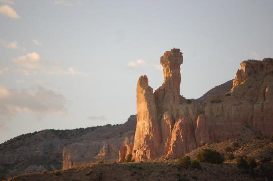 Ghost Ranch Education & Retreat Center: Chimney Rock