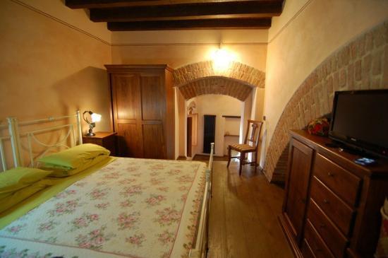 Osteria del Borgo: room #3