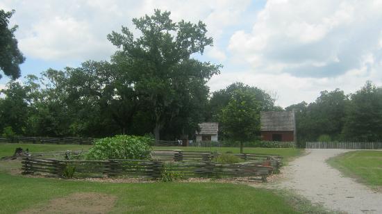 Longfellow Evangeline State Historic Site: Farm Buildings