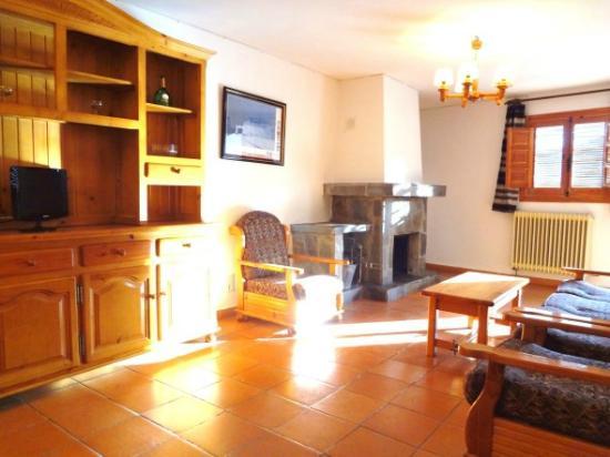 Apartamentos Rurales Poqueira: Salón