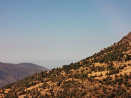 Apartamentos Rurales Poqueira: Vistas y alrededores