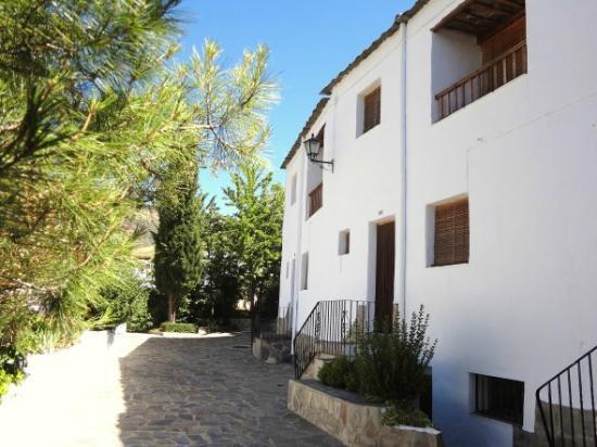 Apartamentos Rurales Poqueira: Zonas comunes