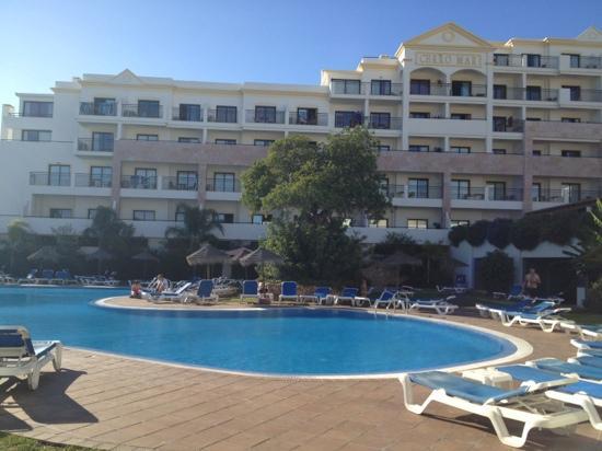 Cerro Mar Atlantico Touristic Apartments: main pool