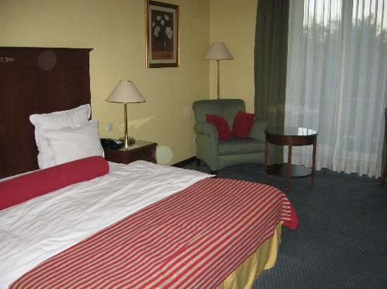 Lotte City Hotel Tashkent Palace : One of my rooms