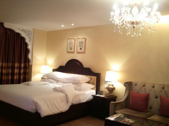 Sheik Istana Hotel: Deluxe room