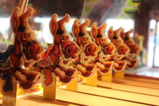 Silcock's Funland: Donkey Derby
