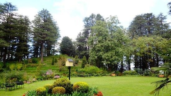 Wildflower Hall, Shimla in the Himalayas: Hotel Area