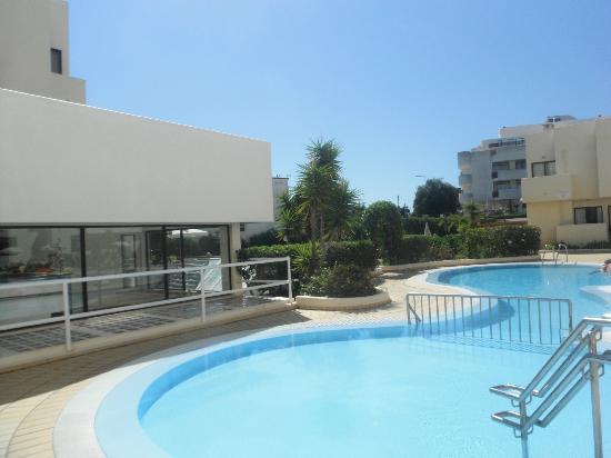 Santa Eulalia Hotel Apartamento & Spa: Pool 