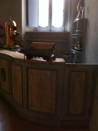 Antica Dimora alla Rocca: bar hotel